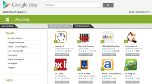Google Play Store: Top kostenlose Shopping-Apps